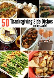 50 creative thanksgiving side dish recipes dishes recipes