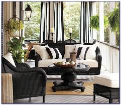White Patio Cushions by Black And White Patio Cushions Patios Home Decorating Ideas