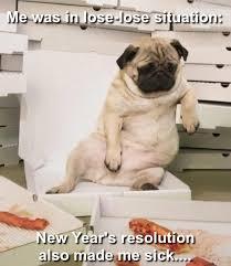 Sick Puppy Meme - pizza pug meme anonamos3021