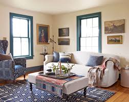 Decorative Ideas For Living Room Historical New York Farmhouse Antique Decorating Ideas