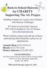 back to haircut fundraiser the ag project