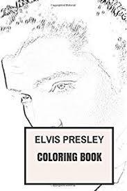 elvis presley beatles coloring book kid u0027s ages 5