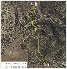 firefighter 1 study guide new study the first to map escape routes for wildland firefighters