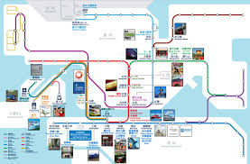 Shenzhen Metro Map In English by Hong Kong Map Tourist Attractions New Zone