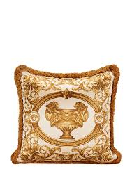 versace le vase baroque cushion home collection us online store