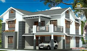Two Floor House Plans In Kerala 20 Amazing Two Story House Plans With Balconies Architecture