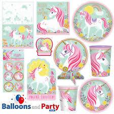 birthday supplies unicorn party supplies ebay