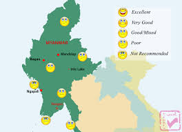 Travel Weather Map Myanmar Weather In September Best Time To Travel To Myanmar