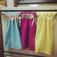 kitchen towel craft ideas sewing tutorials best way to keep up with your kitchen towel is to