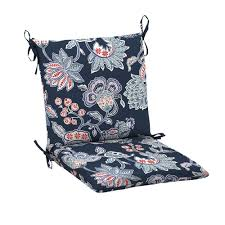 Plantation Patterns Seat Cushions by Outdoor Chair Cushions Outdoor Cushions The Home Depot