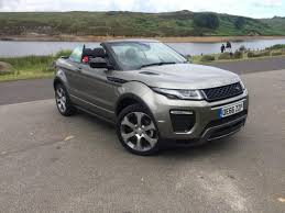 evoque land rover convertible car review range rover evoque convertible bradford telegraph