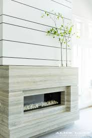 112 best linear fireplaces images on pinterest fireplaces