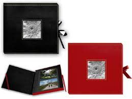 leather photo album 4x6 pbx 120 3 ring photo album box