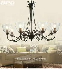 Cheap Chandeliers For Bedrooms Online Get Cheap Clear Glass Chandeliers Aliexpress Com Alibaba