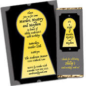 50th birthday party invitations 50th birthday party favors