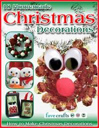 Extra Large Christmas Decorations by 18 Homemade Christmas Decorations How To Make Christmas