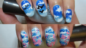 free eternal summer inspired nails for the future for the team