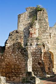 sans francisco castle the ruins of the monasterio de san francisco james trumm