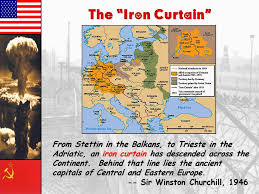 Who Coined The Phrase The Iron Curtain The Early Cold War The Early Cold War Mike Cook Coleman High