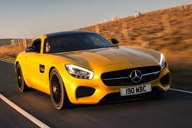 orange mercedes warranty boss tweets mercedes amg gt breakdown motoring research