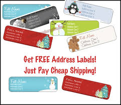 free labels just pay cheap shipping enzasbargains