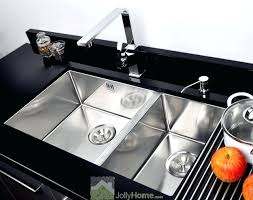 kitchen sink faucet combo drop in kitchen sink meetly co