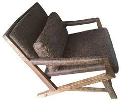Home Decor Victoria Bc Retro Modern Relaxed Low Profile Lounge Chair Victoria Bc