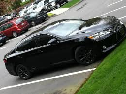 black lexus 2008 black wheels on the lexus es300h clublexus lexus forum discussion