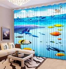 World Curtains Popular Ocean Curtains Buy Cheap Ocean Curtains Lots From China