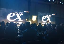 winners list 2016 ex awards event marketer