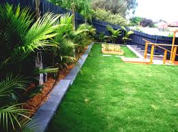 Simple Garden Landscaping Ideas Backyard Backyard Landscape Ideas Without Grass Design My