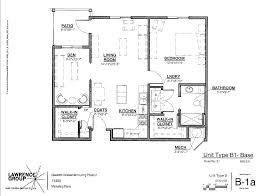 independent living floor plans nazareth living center