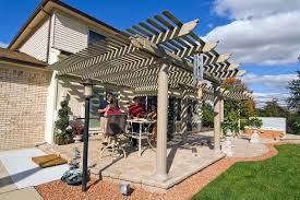 Attached Pergola Plans by Attached Pergola Plans And Ideas Thediapercake Home Trend