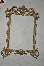 How To Shabby Chic Paint by Shabby Chic Mirror How To Create An Antique Look Using Paint And
