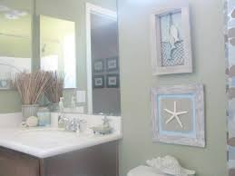 bathroom in blue and white featured inspiring decor for
