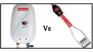 difference between geyser and water heater youtube