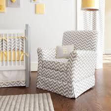 gray and yellow zig zag crib bedding bold chevron crib bedding
