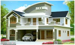 beautiful contemporary house design kerala kerala house plans
