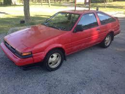 1986 toyota corolla gts hatchback for sale 1985 toyota corolla sport gts hatchback 2 door 1 6l for sale