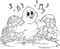 cute easter coloring pages get coloring pages