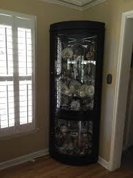 rooms to go curio cabinets curio cabinet
