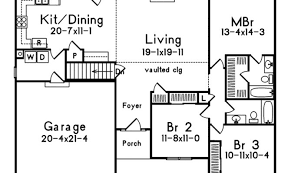 21 decorative single story mansion floor plans house plans 61149