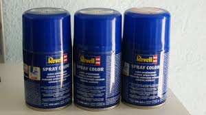 revell 34200 rbr blue spray colour paint amazon co uk toys u0026 games
