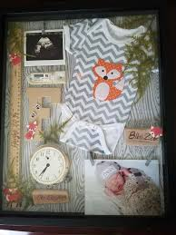baby shadow box baby shadow box 16x20 shadow box weight date pieces are just
