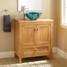Unfinished Wood Vanity Table Bathroom Wood Bathroom Vanity Bathroom Vanity Furniture Natural