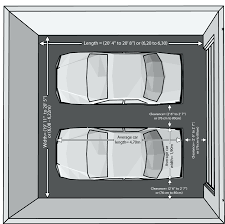 2 car garage door dimensions venidami us two