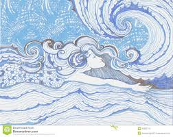 ocean fantasy background scene stock photography image 3264512