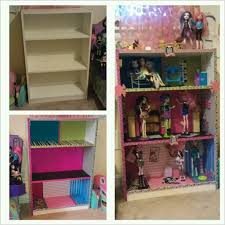 My Homemade Barbie Doll House by 213 Best Diy Doll Houses U0026 Furniture Kids Images On Pinterest
