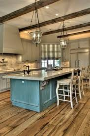 dramatic country rustic kitchen by tanya shively asid leed ap