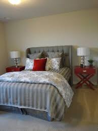 Red Bedrooms Decorating Ideas - best 25 gray red bedroom ideas on pinterest grey red bedrooms